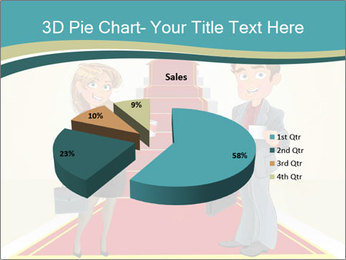 Businessman and business woman PowerPoint Templates - Slide 35