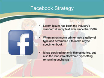 Businessman and business woman PowerPoint Templates - Slide 6