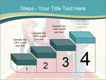 Businessman and business woman PowerPoint Templates - Slide 64