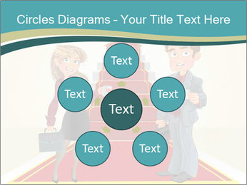 Businessman and business woman PowerPoint Templates - Slide 78