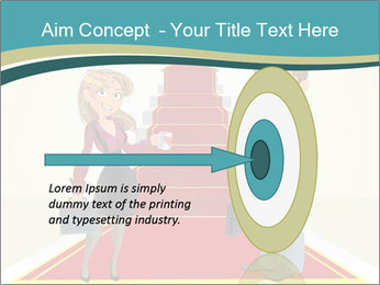 Businessman and business woman PowerPoint Templates - Slide 83