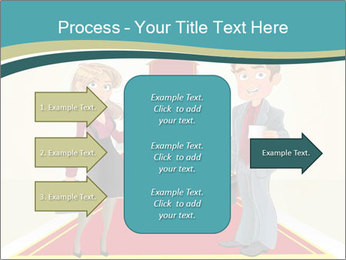 Businessman and business woman PowerPoint Templates - Slide 85