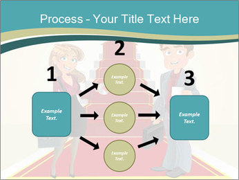 Businessman and business woman PowerPoint Templates - Slide 92