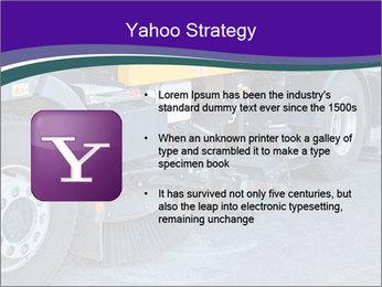 Street sweeper PowerPoint Templates - Slide 11