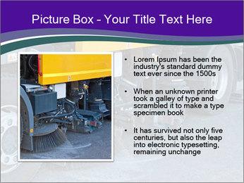 Street sweeper PowerPoint Templates - Slide 13