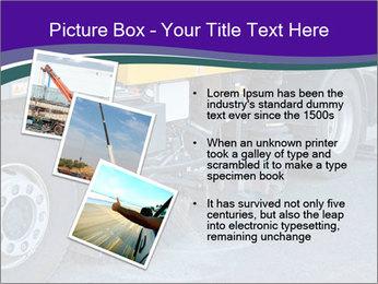 Street sweeper PowerPoint Templates - Slide 17