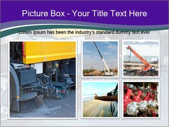 Street sweeper PowerPoint Templates - Slide 19
