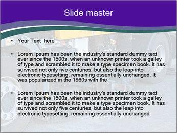 Street sweeper PowerPoint Templates - Slide 2