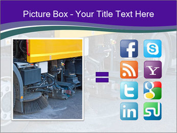 Street sweeper PowerPoint Templates - Slide 21