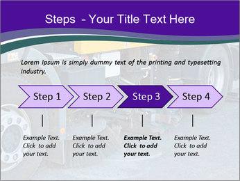 Street sweeper PowerPoint Templates - Slide 4