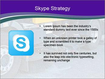 Street sweeper PowerPoint Templates - Slide 8