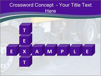 Street sweeper PowerPoint Templates - Slide 82