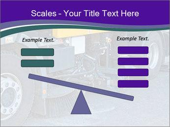 Street sweeper PowerPoint Templates - Slide 89