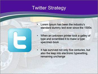 Street sweeper PowerPoint Templates - Slide 9