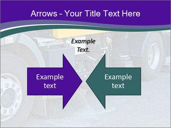 Street sweeper PowerPoint Templates - Slide 90