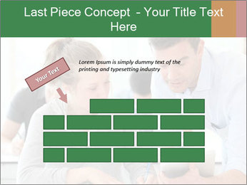 Teacher with student PowerPoint Templates - Slide 46