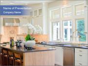 Beautiful Kitchen PowerPoint Templates