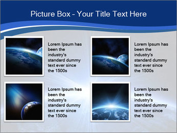 Planet earth PowerPoint Template - Slide 14