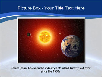 Planet earth PowerPoint Template - Slide 16