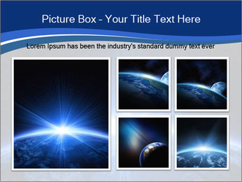 Planet earth PowerPoint Template - Slide 19