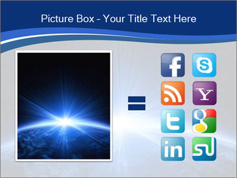 Planet earth PowerPoint Template - Slide 21