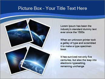 Planet earth PowerPoint Template - Slide 23