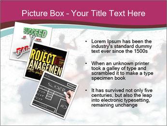 Ocean Surf PowerPoint Template - Slide 17