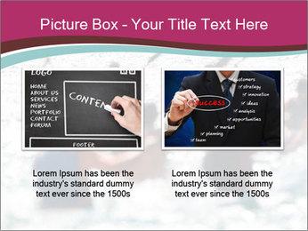 Ocean Surf PowerPoint Template - Slide 18