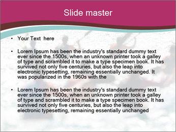 Ocean Surf PowerPoint Template - Slide 2