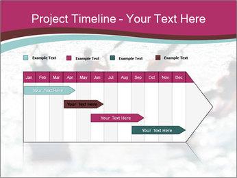 Ocean Surf PowerPoint Template - Slide 25