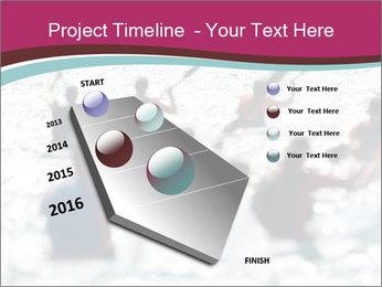Ocean Surf PowerPoint Template - Slide 26