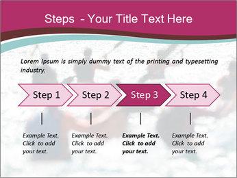Ocean Surf PowerPoint Template - Slide 4