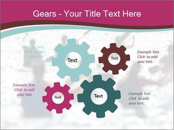 Ocean Surf PowerPoint Template - Slide 47