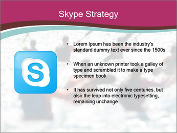 Ocean Surf PowerPoint Templates - Slide 8