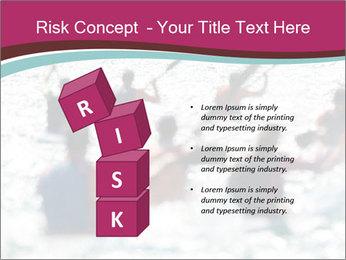 Ocean Surf PowerPoint Template - Slide 81