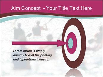 Ocean Surf PowerPoint Template - Slide 83