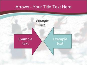 Ocean Surf PowerPoint Template - Slide 90