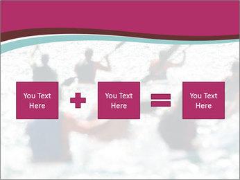 Ocean Surf PowerPoint Template - Slide 95