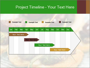 Spanish pinchos PowerPoint Templates - Slide 25