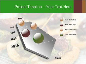 Spanish pinchos PowerPoint Templates - Slide 26