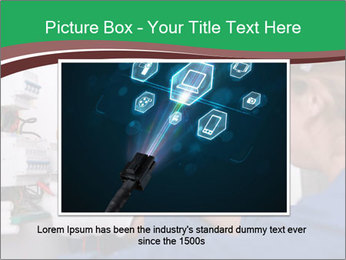 Electricians working PowerPoint Template - Slide 15