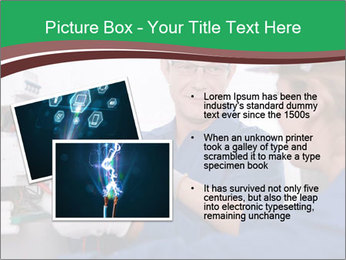 Electricians working PowerPoint Template - Slide 20