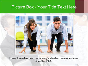 Couple buying a car PowerPoint Templates - Slide 15