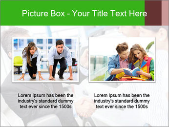 Couple buying a car PowerPoint Templates - Slide 18
