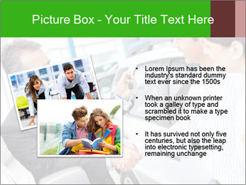 Couple buying a car PowerPoint Templates - Slide 20