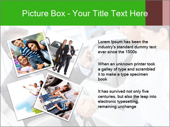 Couple buying a car PowerPoint Templates - Slide 23