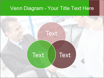 Couple buying a car PowerPoint Templates - Slide 33