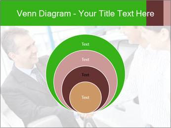 Couple buying a car PowerPoint Templates - Slide 34