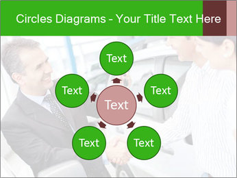Couple buying a car PowerPoint Templates - Slide 78