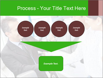 Couple buying a car PowerPoint Templates - Slide 93